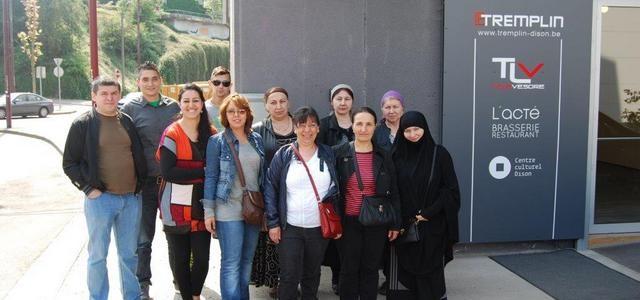visite de télevesdre 3 juin 2014