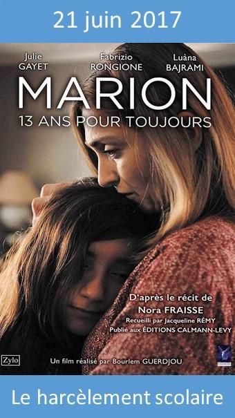 Marion 13ans pour toujours
